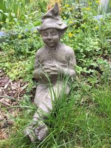 im Garten von Jemanja aufgenommen