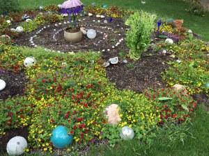 Jemanja-Garten