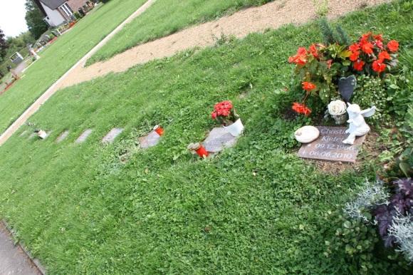 Ein moderner Friedhof. Wir machen ihn zu einem traurigen.
