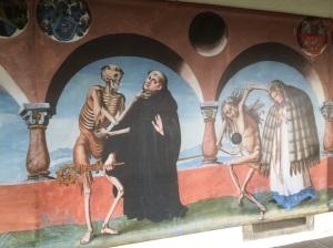 im Kloster Kappel fotografiert