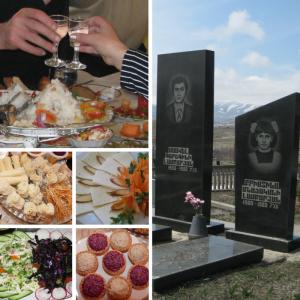 Kaukasus Collage