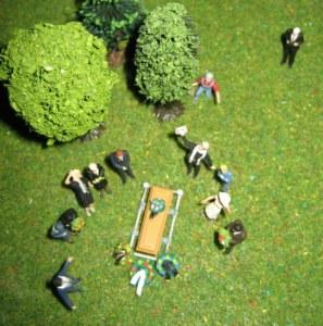 Trauerrede Grabrede Bestattung