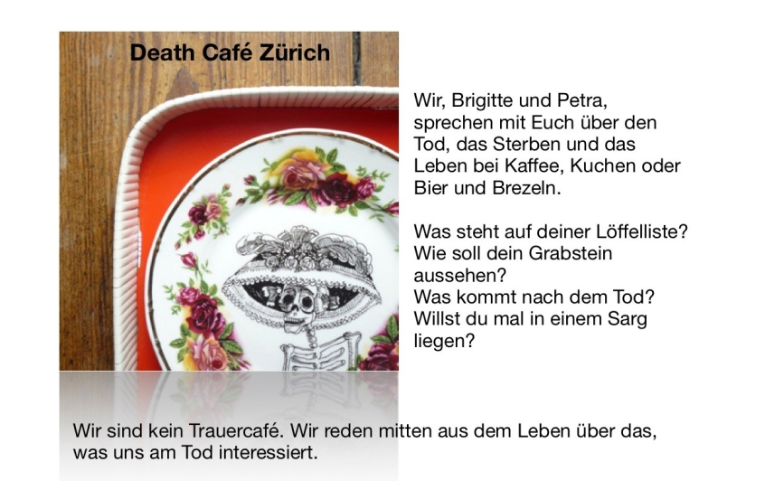 death cafe zuerich